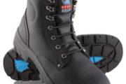 STEEL BLUE STEEL CAP BOOTS