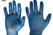 Disposable Vinyl, Latex and Nitrile Gloves